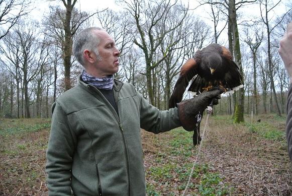 1 Eric et Son Aigle de Harris