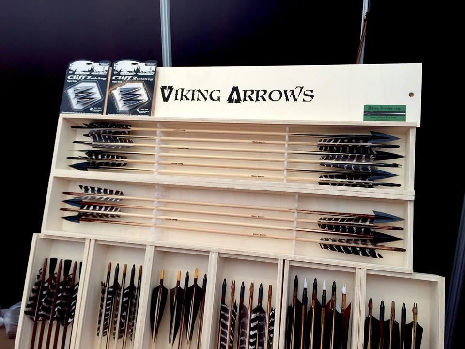 Présentation Viking-Arrows