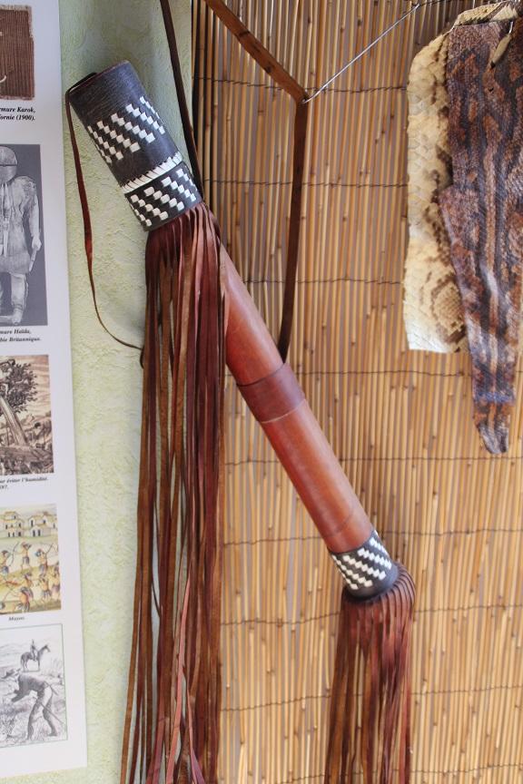 12 Carquois Amérindien